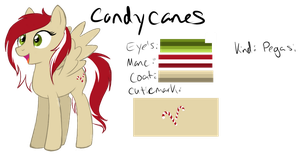 .:Candy Canes:. by ALittleRiddle
