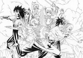 Fairy Tail 294 by Seky01
