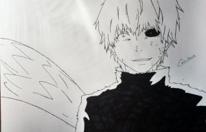 kaneki ken TG by chroneax