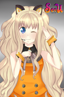 SeeU - Korean Vocaloid 03 by Mara-n