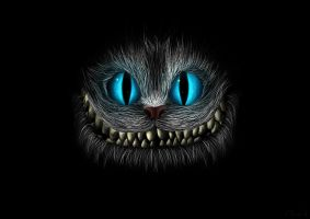 Cheshire Cat by Greev