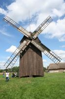 windmill by HertaReny