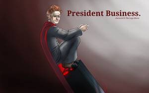 President Business by Zats-art