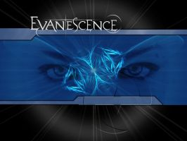 Evanescence Wall by therickhoward