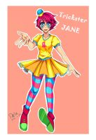 Trickster JANE by DeluCat