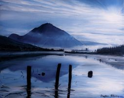 Errigal the Narcissist by STE-J-ART