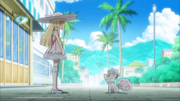 Lillie: I Love You, Snowy by WillDynamo55