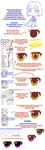 Tut: Quick Colouring Eyes by Haxelo