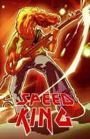 Speed King by johnnymorbius