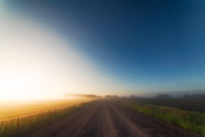 Country road by konstantingl