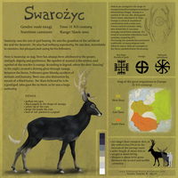 Swarozyc :: ref sheet by RivenPine