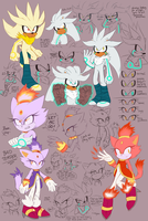 redesigns by freedomfightersonic