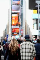 young hearts in times square by SageFillyLuna