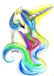 princess celestia by My-Magic-Dream