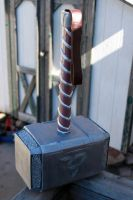 Custom thor Hammer 3 by NMTcreations