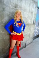 Supergirl: Up, Up, And Away. by kay-sama