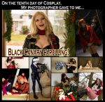 On the tenth day of Cosplay... by Lossien