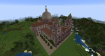 Minecraft - Candelaria Church by MinecraftArchitect90