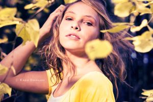 Yellow by Karisca