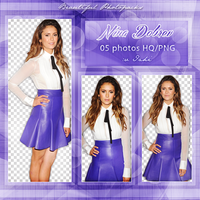 +Photopack Png Nina Dobrev by AHTZIRIDIRECTIONER