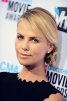 Charlize Theron 5 by ArtSlash13