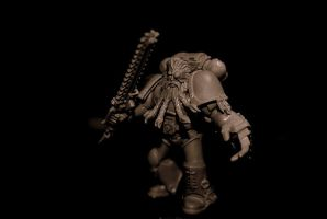 space wolves warhammer 40k by druminvibezz