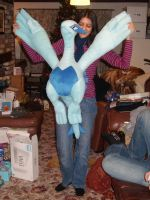 Huge Lugia Plush by Articuno