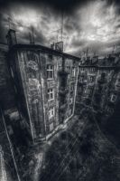 Tenement houses by kubica