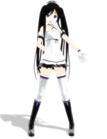 MMD - Getting Bored... by XxRandomParanoiaxX