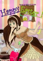 Happy Easter by Thildou-chan