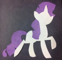 Rarity Construction Paper by Lizzyoli-Ravioli