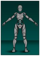 Robotization-android-004 by JANEMALL