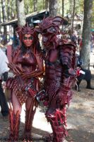 Dragons 2012 at ren Fair by pepelpew
