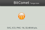 BitComet Tango Icon by vicing