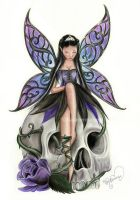Haunted Fairy by Rajacenna