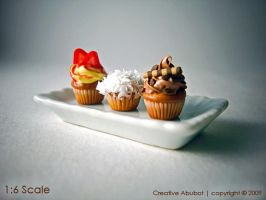 More Cupcakes ...again by CreativeAbubot