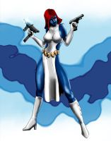 Mystique by SeanyP40
