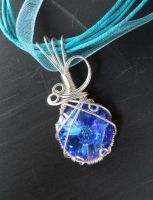 Captured Depths Pendant by DownToTheWire