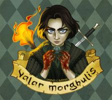 Valar Morghulis by laurencskinner