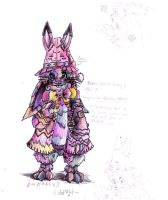 .: Easter the Easter Bunny ref :. by PrideAlchemist7
