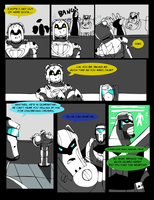 Hang On, Brother 8 by TheAnimatedReviewer