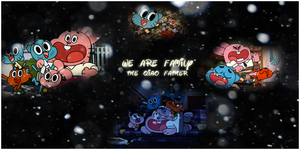 Gumball sig by QiaoFather
