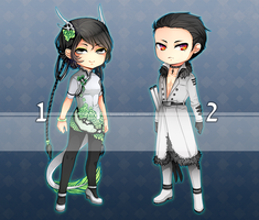 Adopts ::: Set 4 [Closed] by Saibraeus