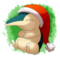 Pokeddexy: Favorite Starter - Cyndaquil by Togekisser