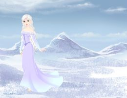 Amalthea by M-Mannering