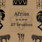 Africa by rL-Brushes