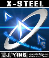 X-Steel BLUE 1.1 by JJ-Ying