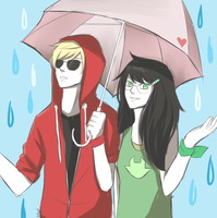 its raining by Jaymk