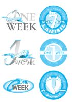 Lamisil 7 days logo by nicy2002