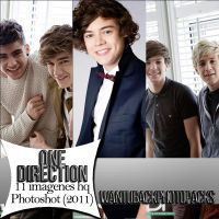 Photopack 17: One Direction by PerfectPhotopacksHQ